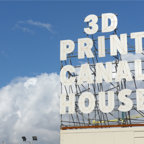A 3D printed Canal House: exploring the unknown