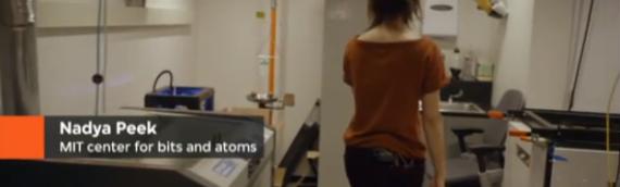 VPRO's Tegenlicht over De nieuwe makers