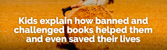 Don't ban books in schools