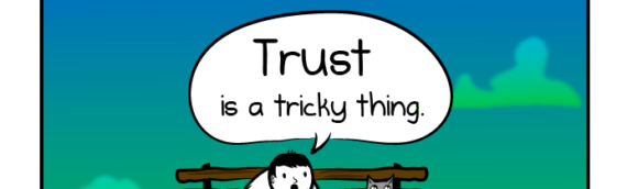 The Oatmeal on Trust