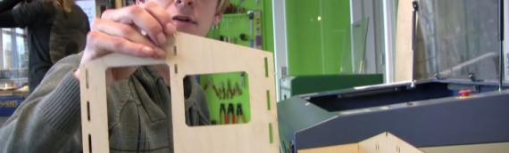 [NL] FabLab Stories: een prototype bouwen van een boomhut