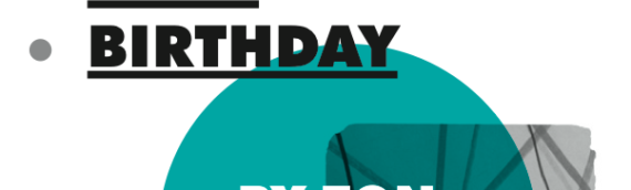 How to Unconference your Birthday – The Book